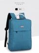 กระเป๋าเป้ใส่โน๊ตบุ๊ค 15-17นิ้ว Z1006 สีฟ้าทะเล