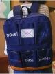 กระเป๋าเป้สะพายหลังกันน้ำ Z1011 สีน้ำเงินกรม