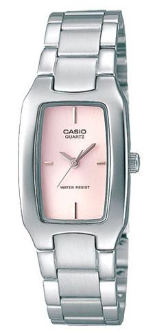 นาฬิกา คาสิโอ Casio STANDARD Analog'women รุ่น LTP-1165A-4C ออกแบบสไตล์ DKNY ดารานิยมใส่!!