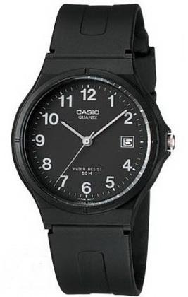 นาฬิกา คาสิโอ Casio Analog'men รุ่น MW-59-1B