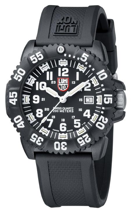 นาฬิกา Luminox รุ่น LUMINOX 3051 Men's EVO Navy SEAL Dive Watch Colormark