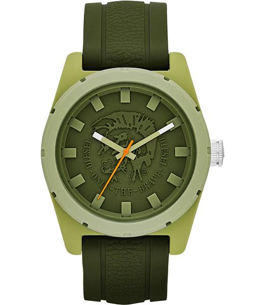 นาฬิกาข้อมือ ดีเซล Diesel Analog Rubber Company Silicone - Green Men's watch รุ่น DZ1594