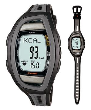 นาฬิกาข้อมือ คาสิโอ Casio PHYS รุ่น CHF-100-1V