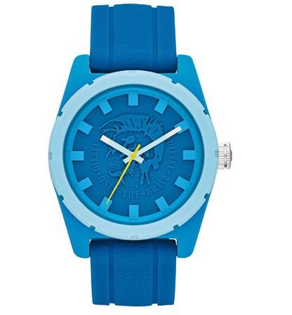 นาฬิกาข้อมือ ดีเซล Diesel Analog Rubber Company Silicone - Blue Men's watch รุ่น DZ1592