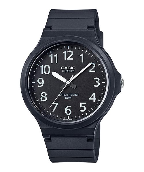 นาฬิกา Casio STANDARD Analog'men รุ่น MW-240-1BV ของแท้ รับประกัน1ปี