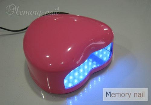 เครื่องอบเจล หลอด LED,เครื่องอบเจล,ที่อบเจล,เครื่องอบสีเจล,สีเจล,เจล