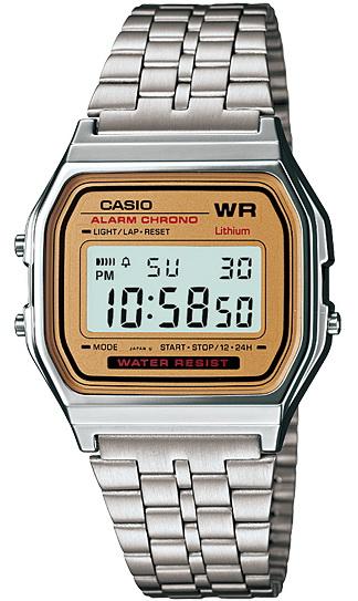 นาฬิกา คาสิโอ Casio STANDARD DIGITAL รุ่น A-159WA-9D