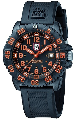 นาฬิกา Luminox รุ่น LUMINOX 3059 EVO Navy SEAL Dive Watch Colormark (orange)
