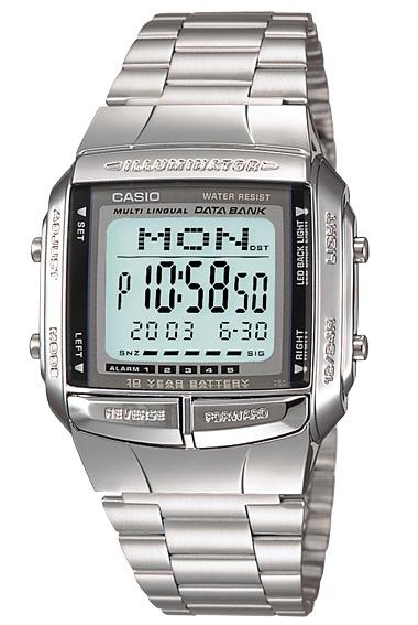นาฬิกา คาสิโอ Casio Data Bank รุ่น DB-360-1A