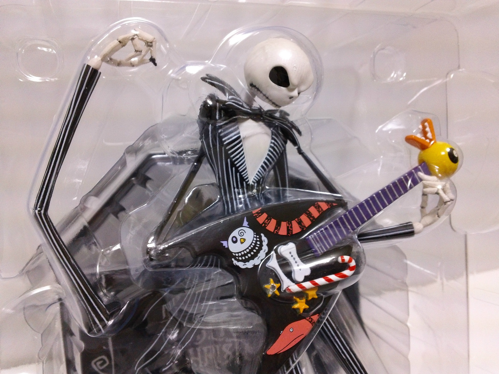 Nightmare Before CHRISTMAS Jack Guitar Player SEGA Prize NEW ...