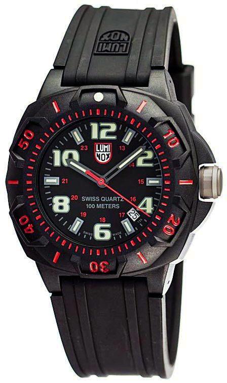 นาฬิกา Luminox รุ่น LUMINOX 0215.SL Men's SENTRY 0200 Series Watch