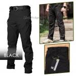 กางเกงยุทธวิธี รุ่น ix9c (เคลือบกันน้ำ) สีดำ