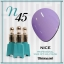 สีเจลทาเล็บ NICE สีสวย ขวดสวย ลดราคาถูกสุดๆ คลิกเลือกสีด้านใน thumbnail 52