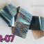ฟอยล์ติดเล็บ คละลาย รหัส SR Nails foils เลือกสีด้านใน ขนาด 4X40 เซน thumbnail 7