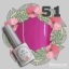 สีเจลทาเล็บ PEBEO ชุดรวม 90 สี แถมเล่มตัวอย่างสี พร้อมทาสีให้เรียบร้อย 1เล่ม thumbnail 56