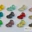 เพชรนูนเป็นจุดๆ ทรงโบว์ขนาดใหญ่ คละสี กล่องดำ 1 thumbnail 5