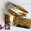 ฟอยล์ติดเล็บ คละลาย รหัส SR Nails foils เลือกสีด้านใน ขนาด 4X40 เซน thumbnail 12