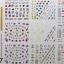 สติ๊กเกอร์ติดเล็บ แผ่นใหญ่ รหัส MS thumbnail 7