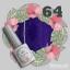 สีเจลทาเล็บ PEBEO ชุดรวม 90 สี แถมเล่มตัวอย่างสี พร้อมทาสีให้เรียบร้อย 1เล่ม thumbnail 69