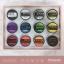 สีเจล เพ้นท์เล็บลายเส้น 12แม่สีหลัก สีเข้มข้น ชัดเจน Memory nail Color Gel UV / LED For Painting and 3D thumbnail 2