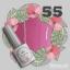 สีเจลทาเล็บ PEBEO ชุดรวม 90 สี แถมเล่มตัวอย่างสี พร้อมทาสีให้เรียบร้อย 1เล่ม thumbnail 60