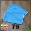 ถุงมือผ้า พาราฟิน สีฟ้า thumbnail 1