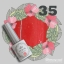 สีเจลทาเล็บ PEBEO ชุดรวม 90 สี แถมเล่มตัวอย่างสี พร้อมทาสีให้เรียบร้อย 1เล่ม thumbnail 40