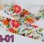 ฟอยล์ติดเล็บ คละลาย รหัส SR Nails foils เลือกสีด้านใน ขนาด 4X40 เซน thumbnail 1