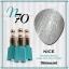 สีเจลทาเล็บ NICE สีสวย ขวดสวย ลดราคาถูกสุดๆ คลิกเลือกสีด้านใน thumbnail 77