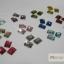 เพชรติดเล็บ สี่เหลี่ยมผืนผ้า10 มิล คละสี กล่องกลมเล็ก thumbnail 3