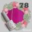 สีเจลทาเล็บ PEBEO ชุดรวม 90 สี แถมเล่มตัวอย่างสี พร้อมทาสีให้เรียบร้อย 1เล่ม thumbnail 83