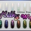 Milky Way glitter powder ผงเกร็ดทางช้างเผือก ชุดรวม 6 โทนสี thumbnail 1