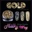 Gold Milky Way glitter powder ผงเกร็ดทางช้างเผือก สีทอง thumbnail 1
