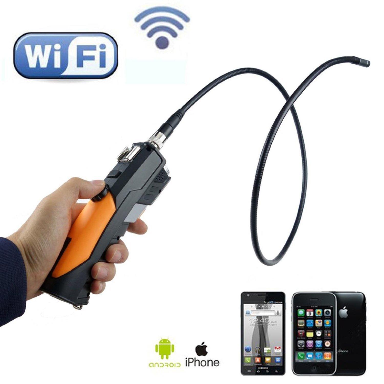 กล้องงู /Wi-Fi 8.5 mm. /ยาว 3m /ดูผ่านมือถือได้