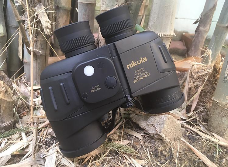 กล้องส่องทางไกลกันน้ำ Nikula 7x50