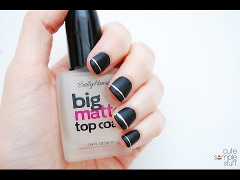 Big Matte Top Coat,Matte Top Coat