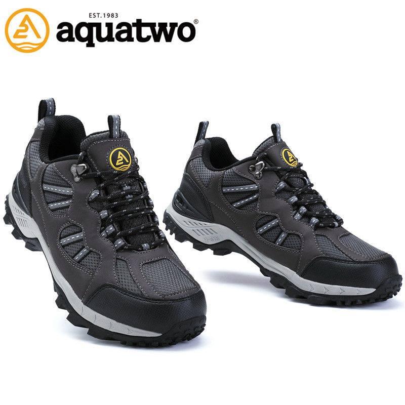 รองเท้า A q u a .T w o N o . 3 0 4 สีเทา