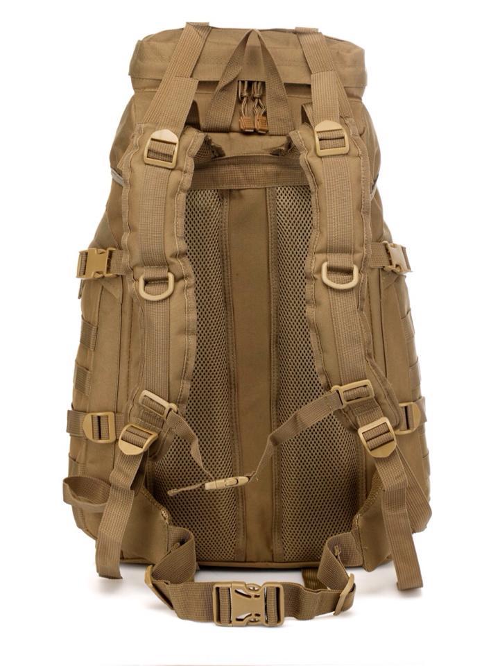เป้ Backpack Plus สีทราย
