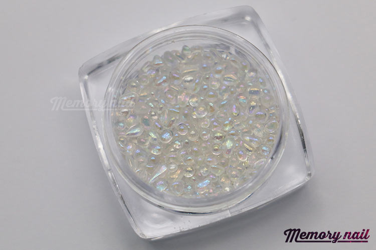 มุกทรงหิน,พลาสติกแต่งเล็บ,พลาสติกทรงหิน,ของแต่งเล็บ,ของตกแต่งเล็บ,อุปกรณ์ตกแต่งเล็บ