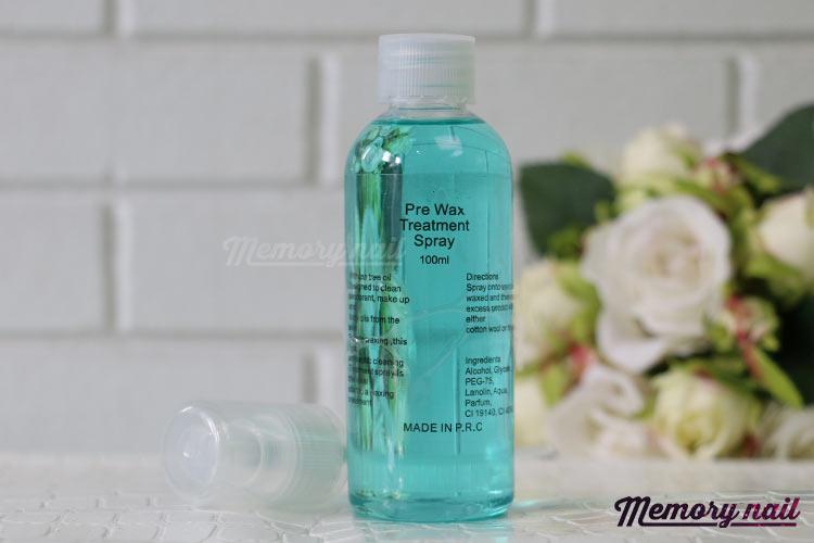 สแปร์ ทำความสะอาด ก่อนแว๊กซ์ Pre Wax Treatment Spray 100 ml