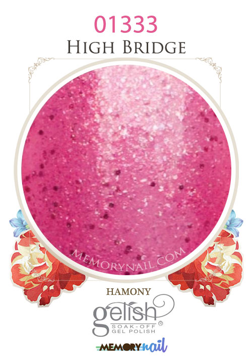 สีเจลทาเล็บ Harmony Gelish Soak-off Gel Polish
