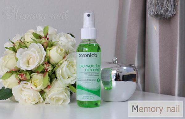 Pre Wax Skin Cleanser น้ำยาทำความสะอาดผิว ก่อนแว๊กซ์ขน