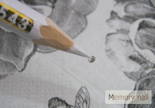 ดินสอ ดูดเพชร
