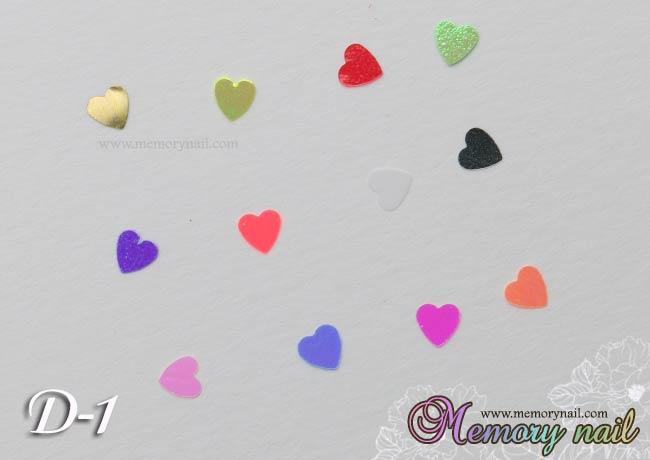 กากเพชรติดเล็บ,กากเพชรติดเล็บ หัวใจ,กากเพชร,กากเพชร หัวใจ,กากเพชร รูปหัวใจ