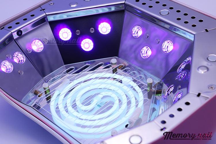 เครื่องอบเจล หลอด LED/UV,เครื่องอบเจล LEDผสมUV