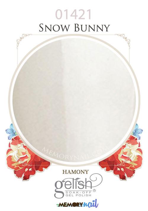สีเจลทาเล็บ Harmony