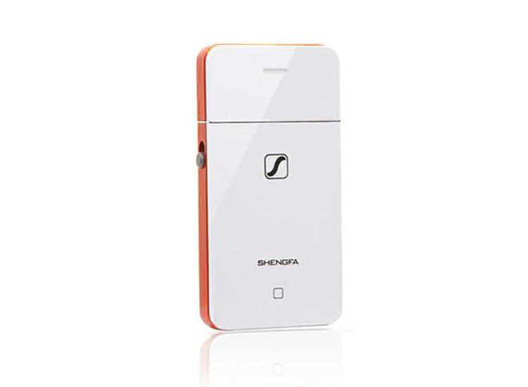 เครื่องโกนหนวดไฟฟ้า รุ่นพกพาสะดวก ทรง iPhone 2055