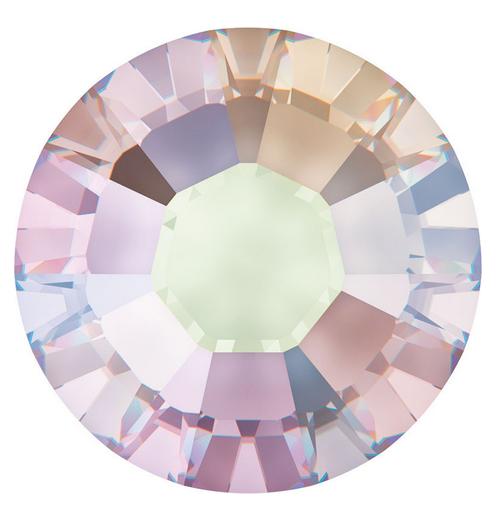 เพชรสวารอฟสกี้แท้ ซองเล็ก สีขาวรุ้ง Aurore Boreale (AB) รหัส 001 คลิกเลือกขนาด ดูราคา ด้านใน