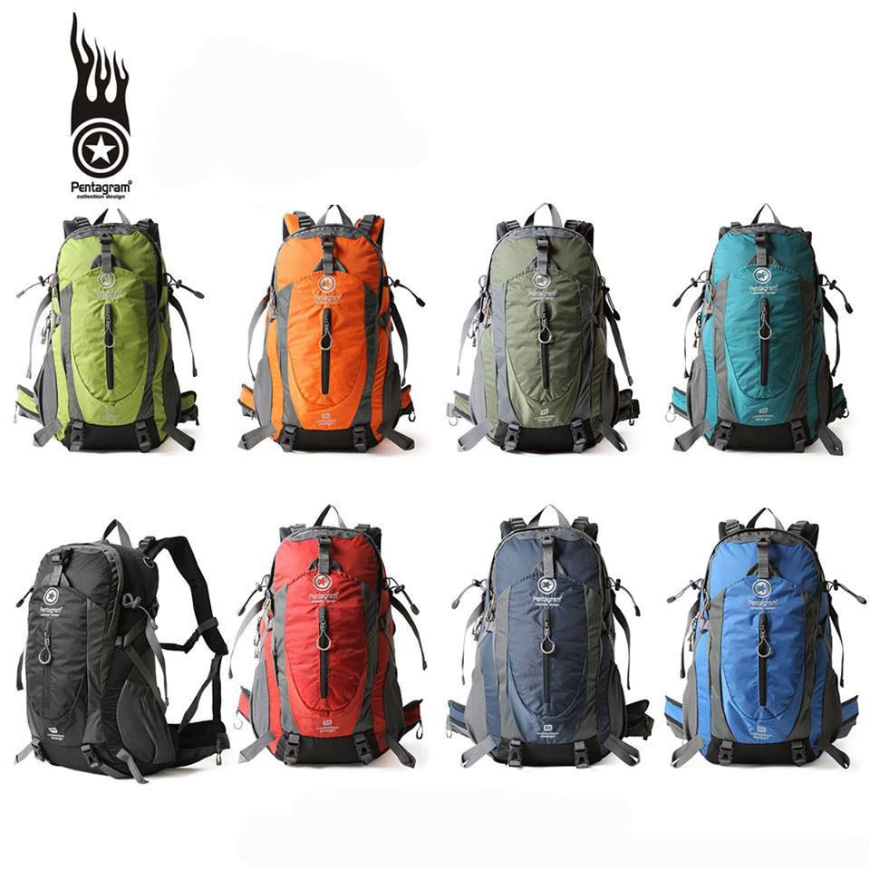 กระเป๋าเป้ Back pack ยี่ห้อ Pantagram ขนาด 50L