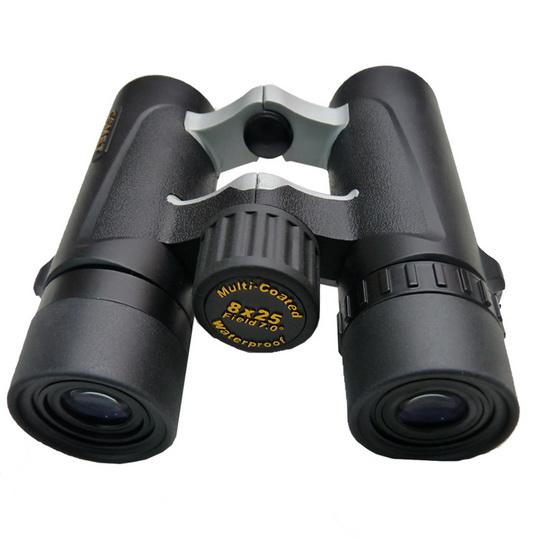 กล้องส่องทางไกล สองตา COMET 8X25 waterproof